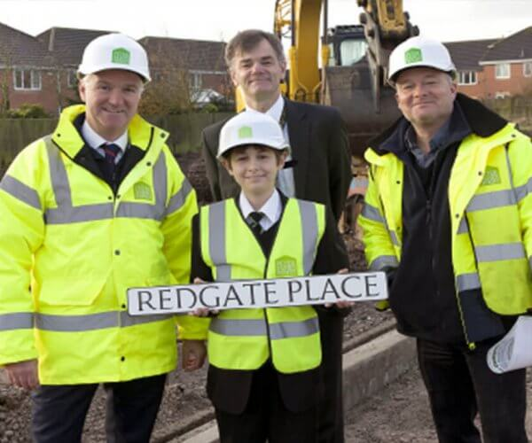 Redgate Place