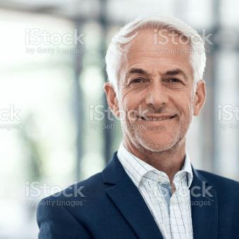 Portrait of John McCann